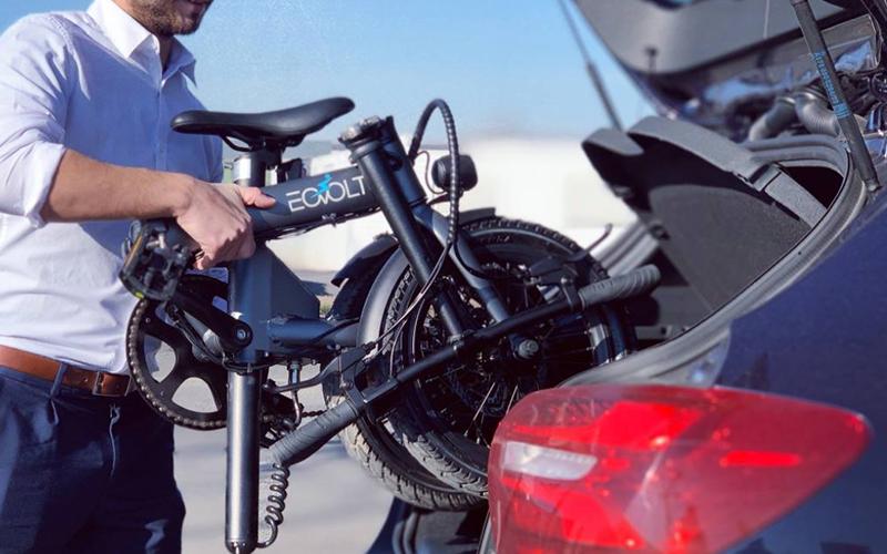 EOVOLT CITY vélo électrique