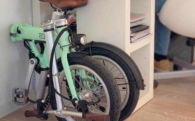 Vélo électrique EOVOLT RETRO