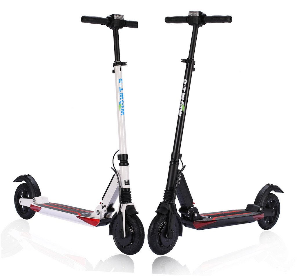 Trottinette électrique E-TWOW Booster Plus CONFORT 2019