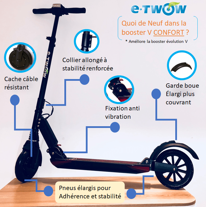 E-TWOW BOOSTER CONFORT