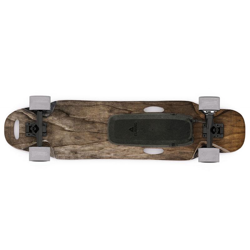 Skateboard électrique Halokee batterie