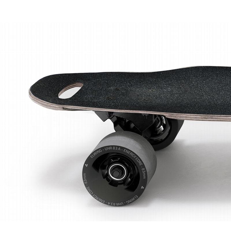 Skateboard électrique Halokee roues