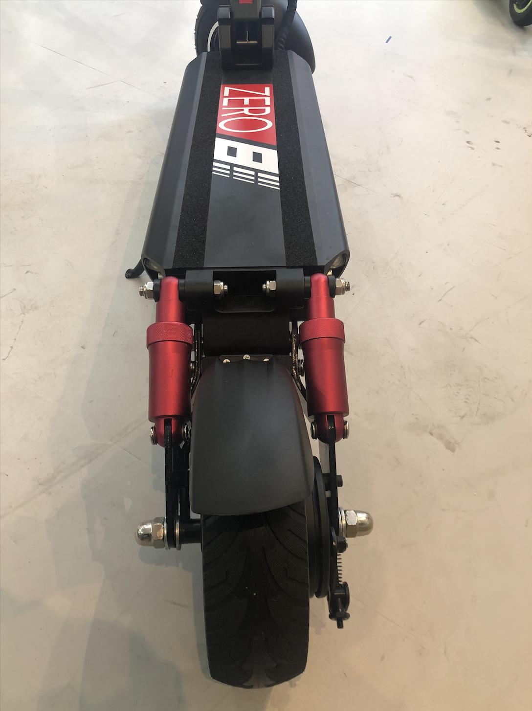 Trottinette électrique Zero 8 roues
